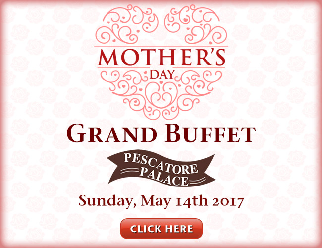 Mother's Day Grand Buffet 2017